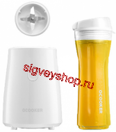 Блендер Xiaomi Qcooker Portable Cooking Machine Youth Version (White)